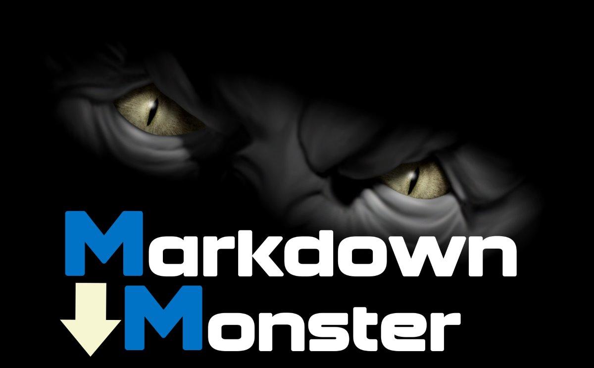 Resultado de imagen para Markdown Monster